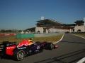 during practice for the Korean Formula One Grand Prix at Korea International Circuit on October 4, 2013 in Yeongam-gun, South Korea.