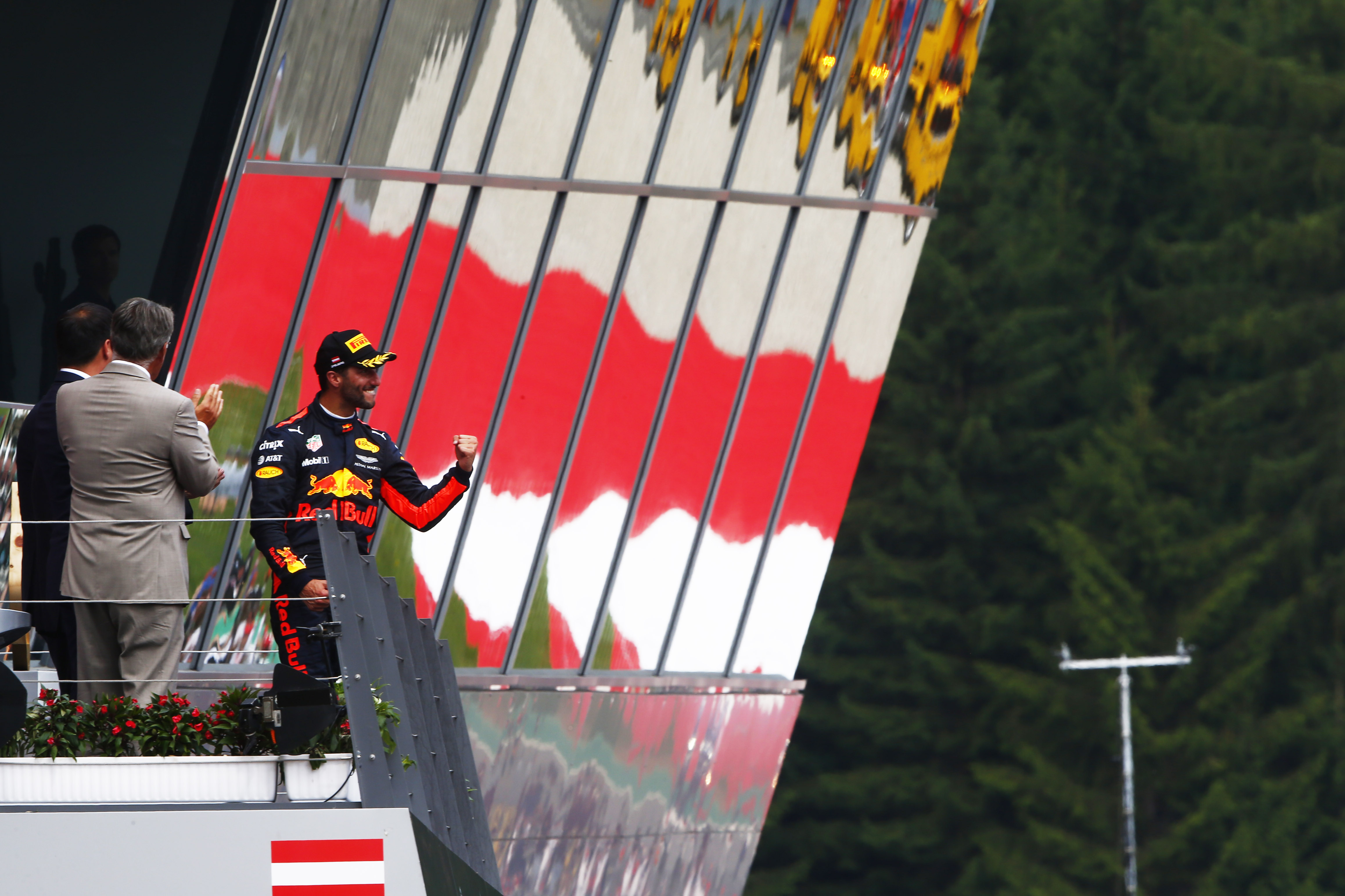 Red Bull Ring, Spielberg, Austria. Sunday 09 July 2017. World Copyright: Andy Hone/LAT Images ref: Digital Image _ONY3502