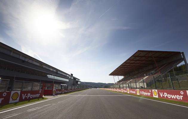 2013 Belgian Grand Prix - Thursday