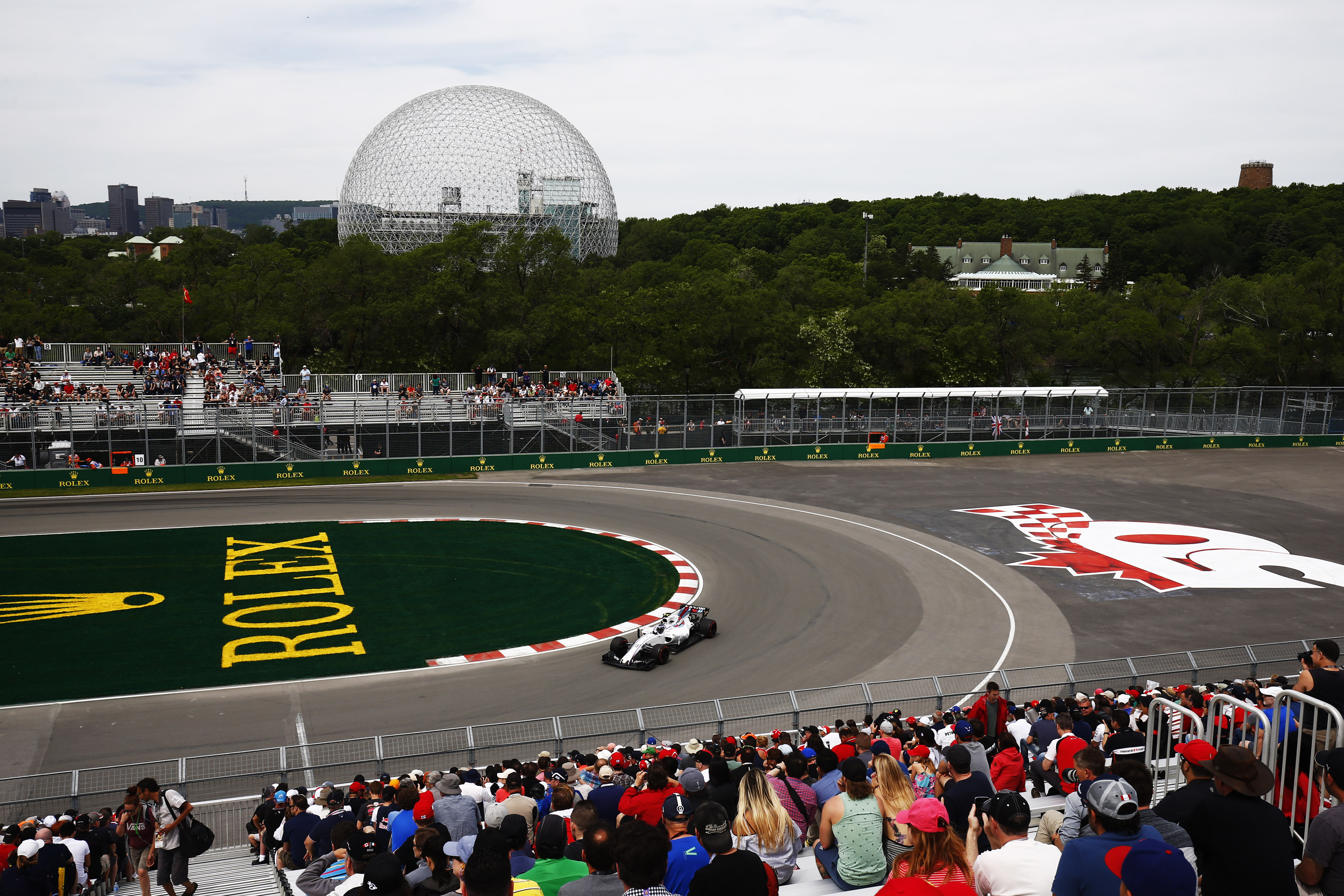 Circuit Gilles Villeneuve, Montreal, Canada. Friday 09 June 2017. World Copyright: Andy Hone/LAT Images ref: Digital Image _ONZ0123