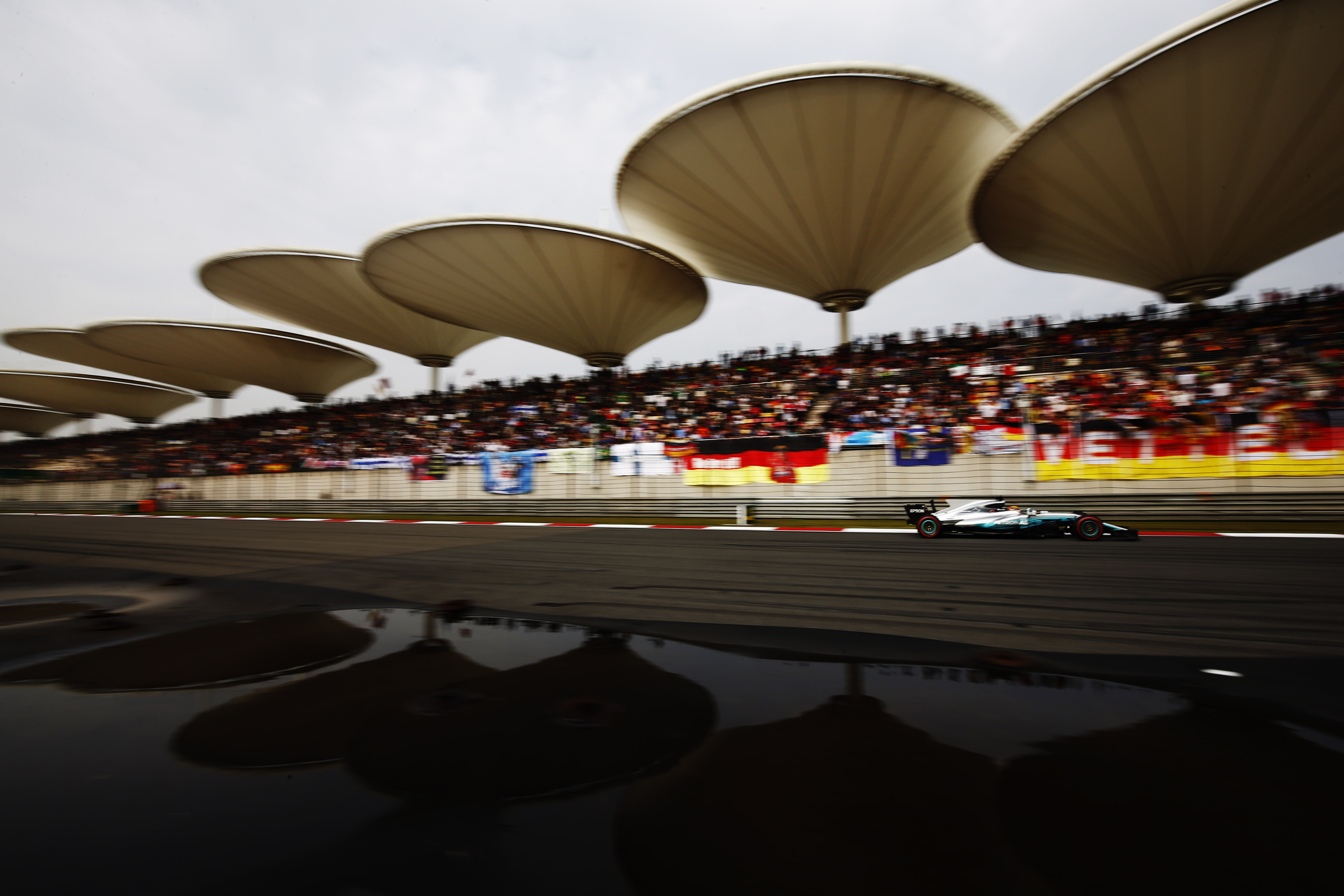 Shanghai International Circuit, Shanghai, China. Saturday 08 April 2017. World Copyright: Andy Hone/LAT Images ref: Digital Image _ONZ5230