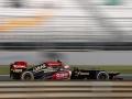 Buddh International Circuit, New Delhi, India.Saturday 26th October 2013.Photo: Glenn Dunbar/Lotus F1 Team. ref: Digital Image _89P6574