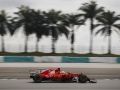 Sepang International Circuit, Sepang, Malaysia. Friday 29 September 2017. Sebastian Vettel, Ferrari SF70H. World Copyright: Glenn Dunbar/LAT Images ref: Digital Image _31I0230