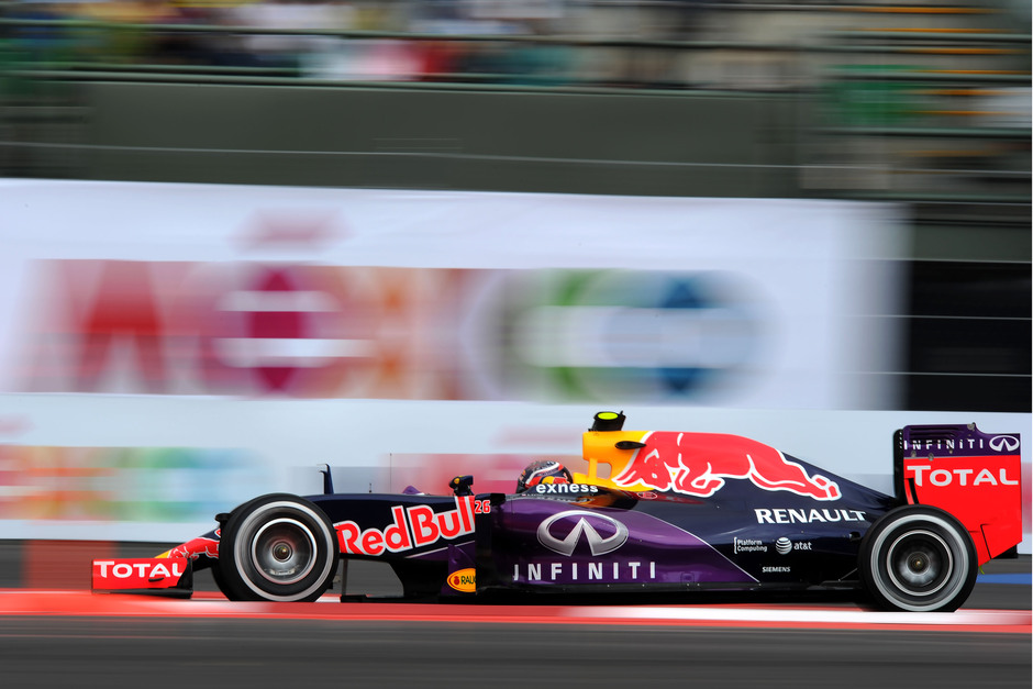 MEXICAN FORMULA ONE GRAND PRIX AT MEXICO ON OCTOBER 30-31 AND NOVEMBER 1st 2015.
