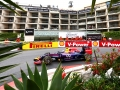 during practice ahead of the Monaco Formula One Grand Prix at Circuit de Monaco on May 22, 2014 in Monte-Carlo, Monaco.
