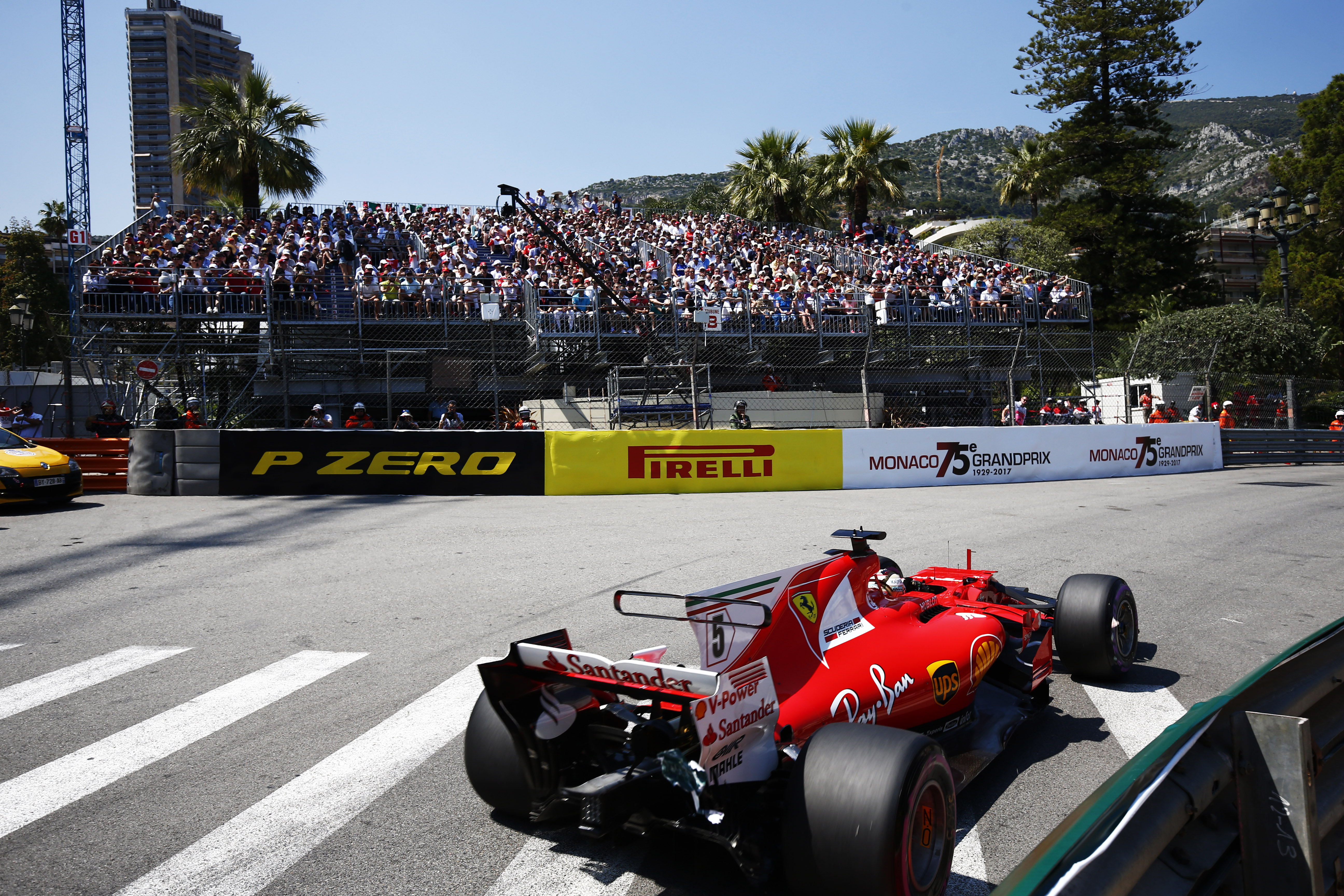 Monte Carlo, Monaco. Saturday 27 May 2017. World Copyright: Andy Hone/LAT Images ref: Digital Image _ONY0005