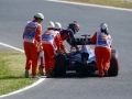 during practice ahead of the Spanish F1 Grand Prix at Circuit de Catalunya on May 9, 2014 in Montmelo, Spain.