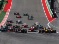 during the United States Formula One Grand Prix at Circuit of The Americas on November 17, 2013 in Austin, United States.