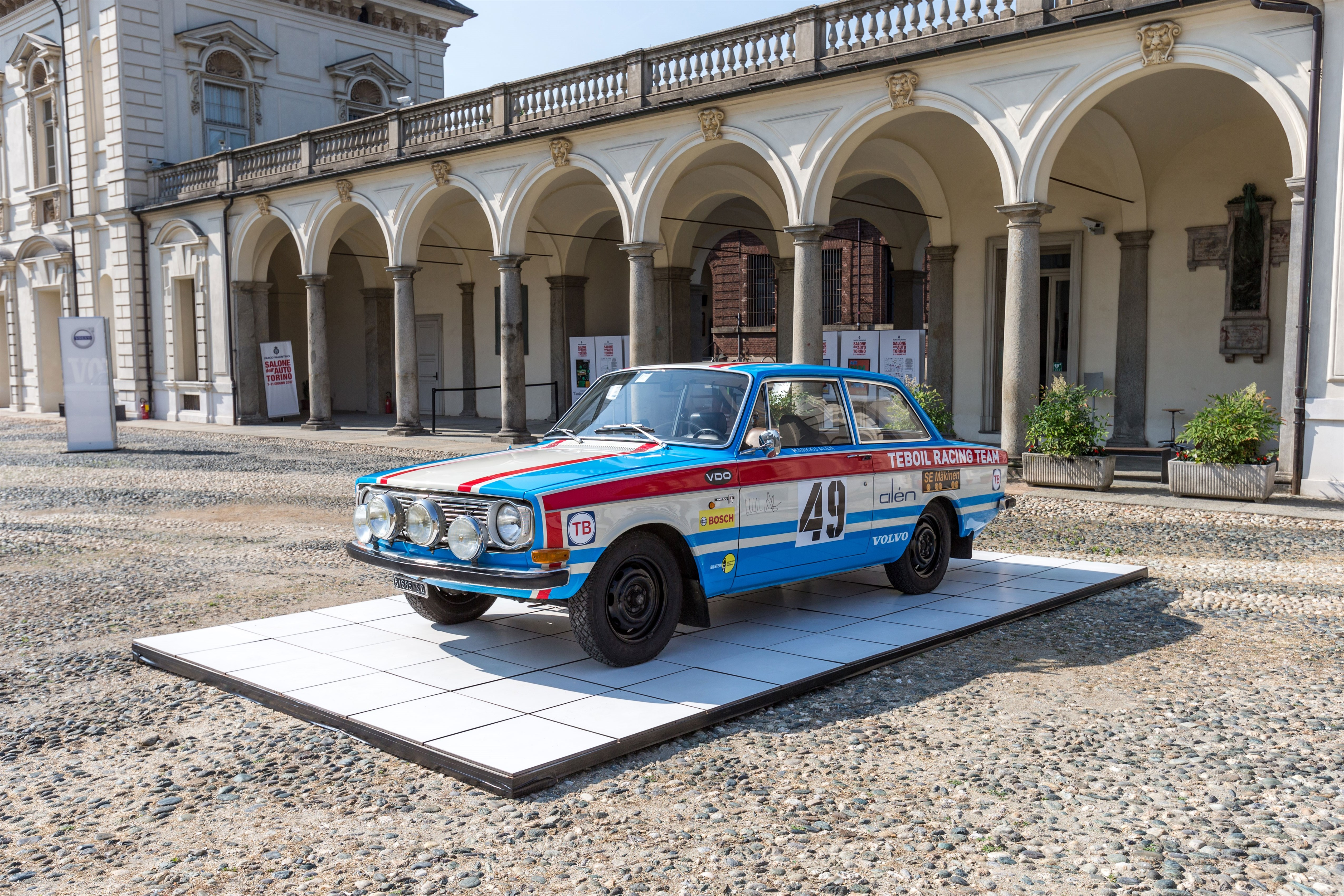 "142 Rally ""Marcu Alen"" 1970"