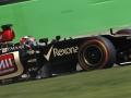 Autodromo Nazionale di Monza, Monza, Italy. 6th September 2013. Kimi Raikkonen, Lotus E21 Renault. Photo: Andrew Ferraro/Lotus F1 Team. ref: Digital Image _Q0C3573