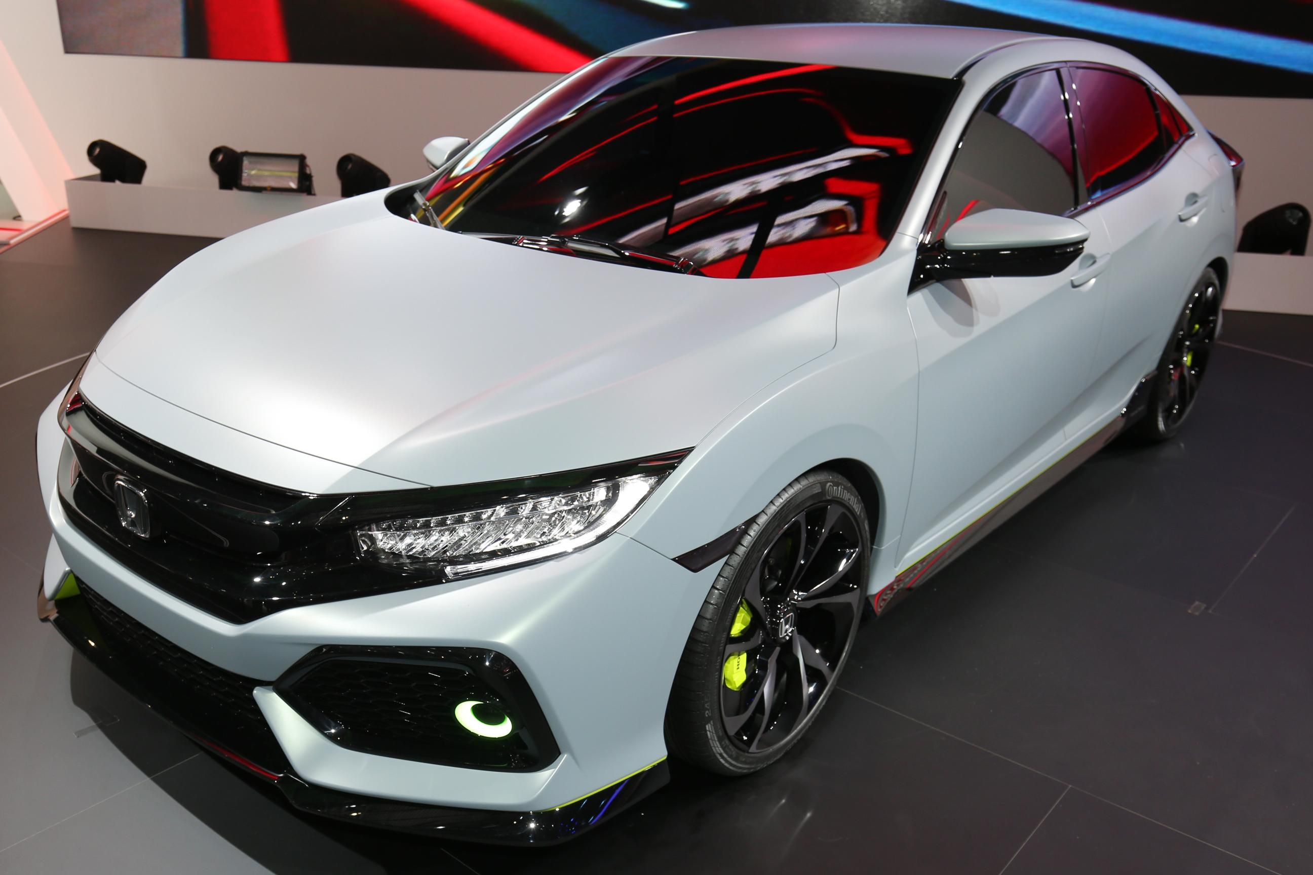Honda Civic Hatchback Prototype 1