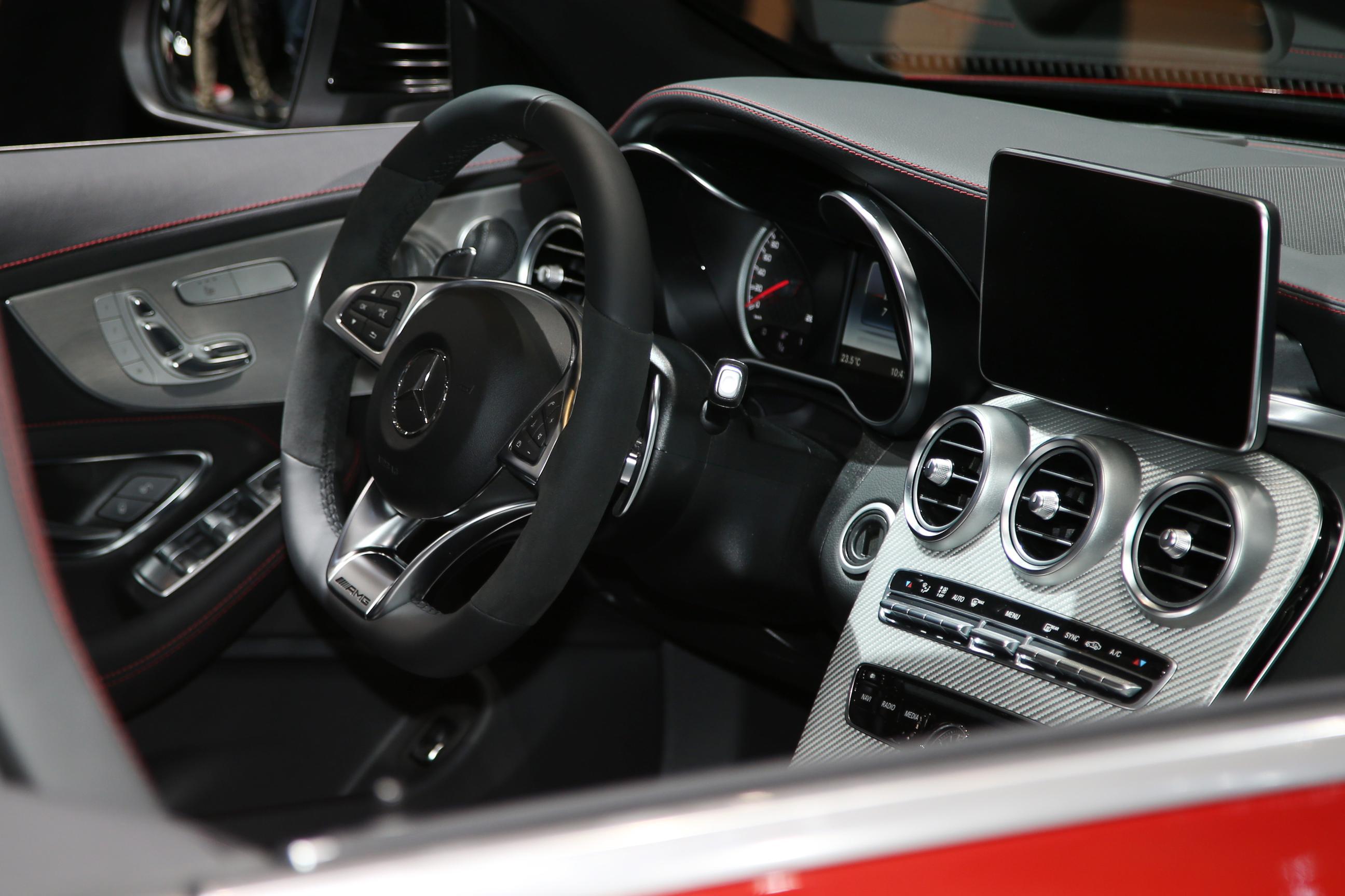Mercedes-Benz C-Class Cabriolet 1