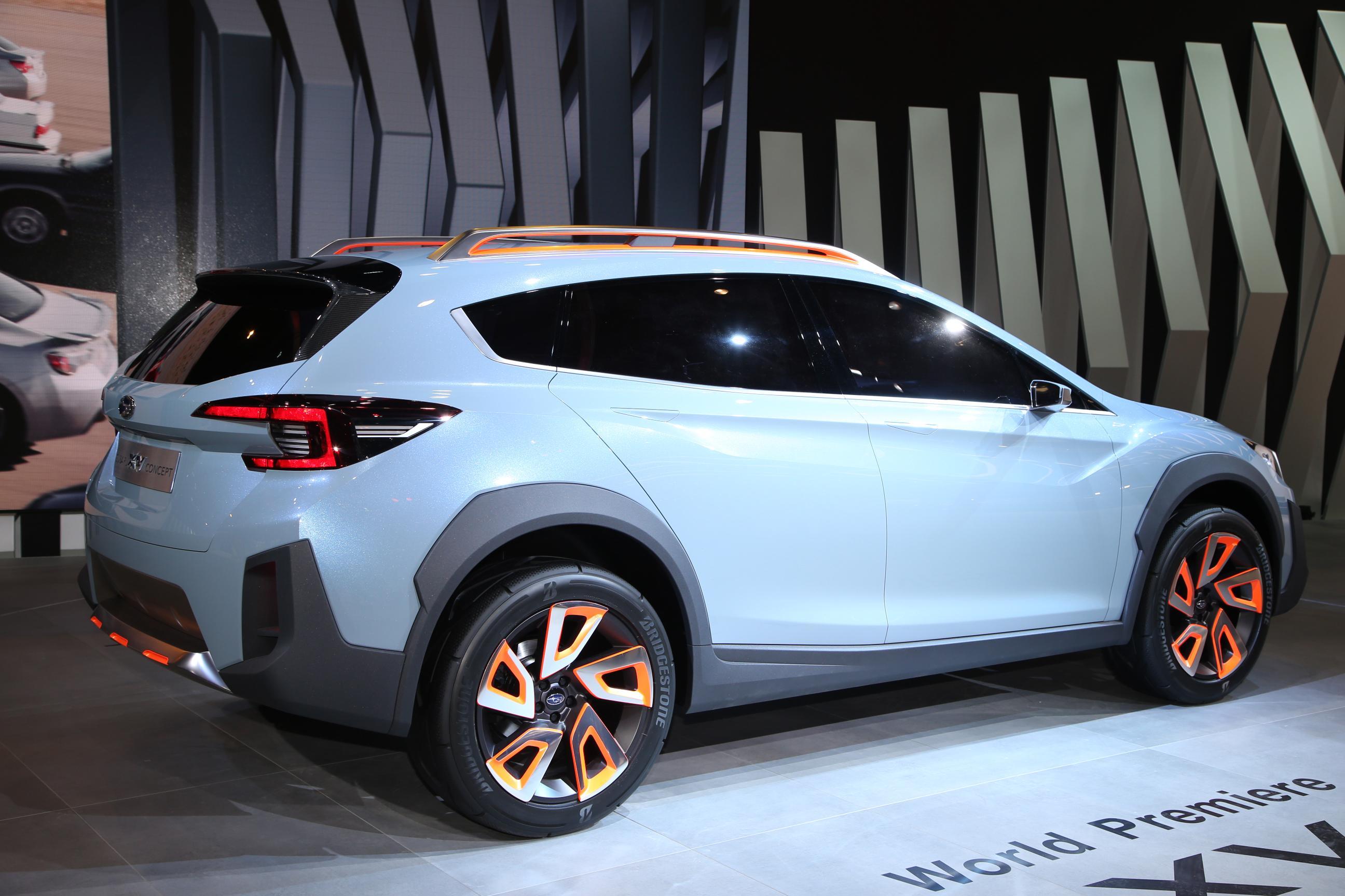 Subaru XV Concept 1