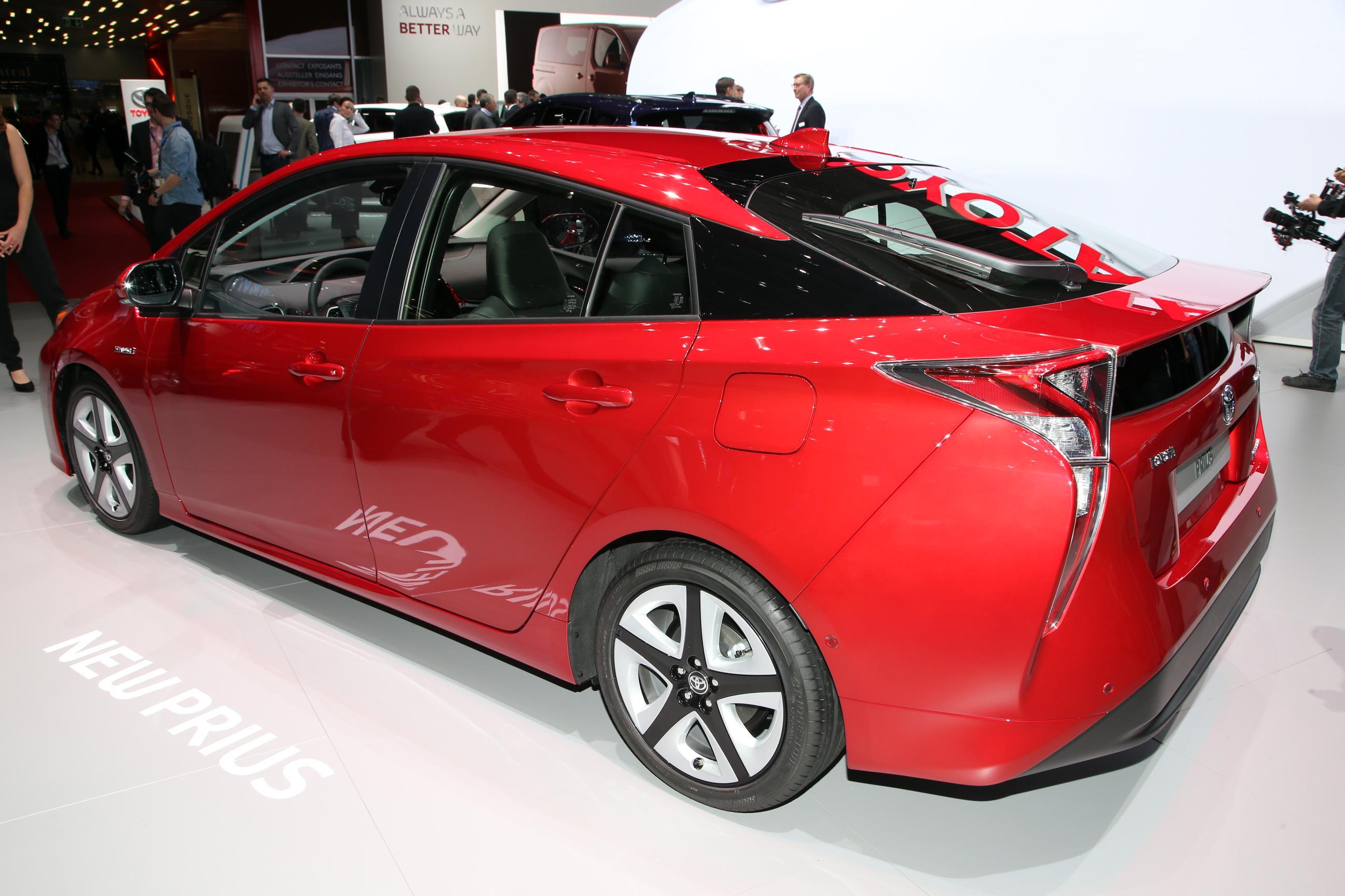 Toyota Prius 1