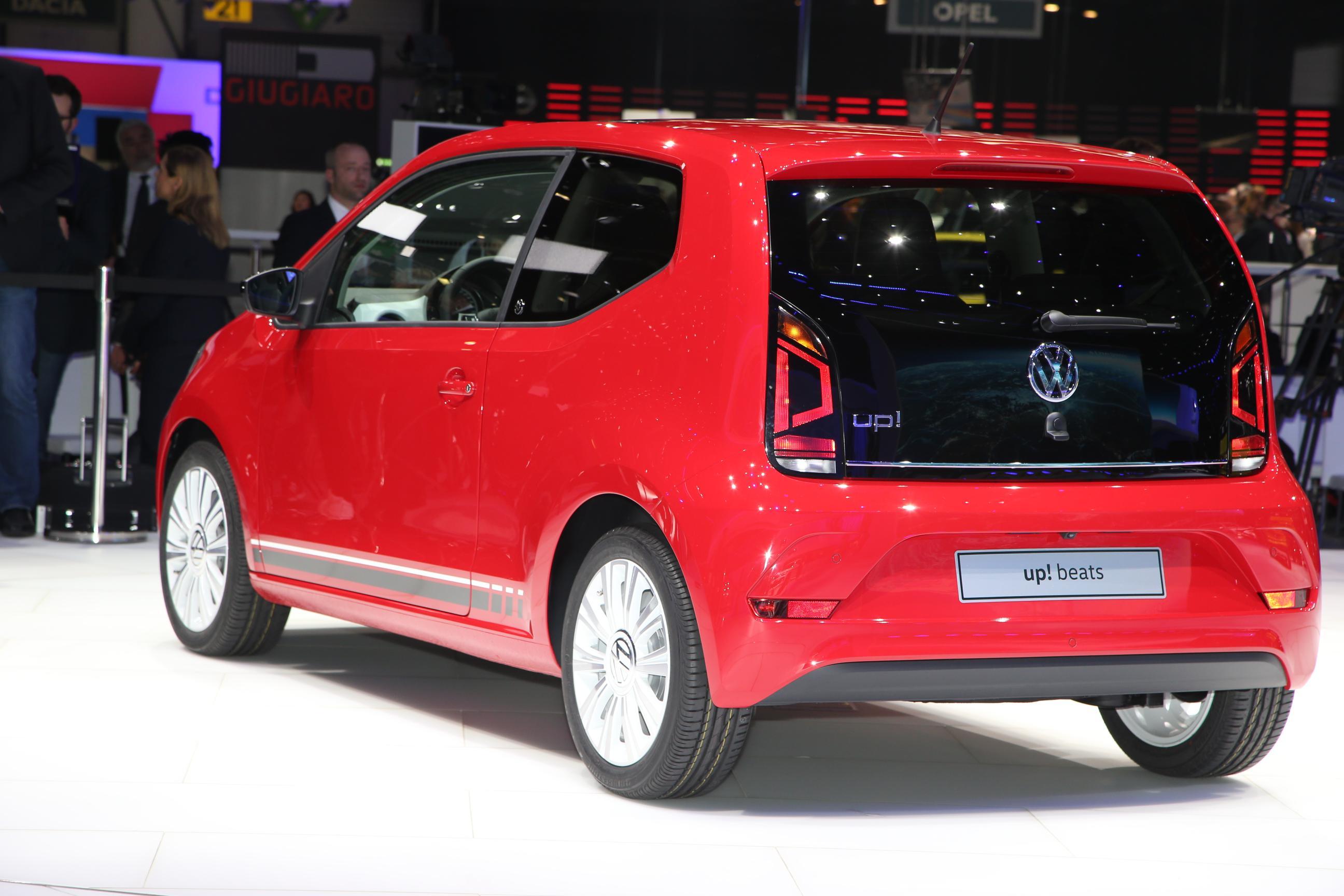 Volkswagen up! 1