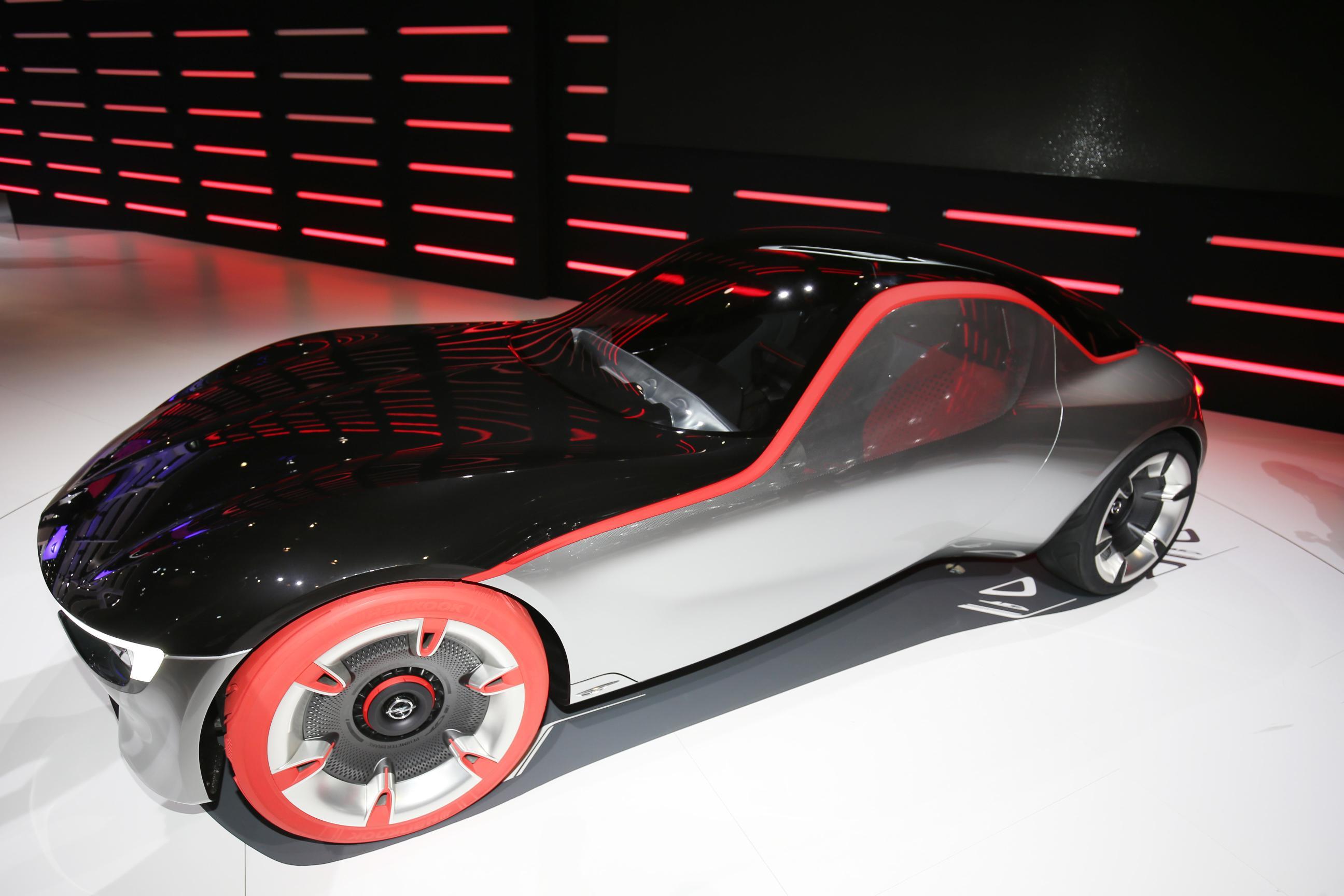 opel GT Concept 2
