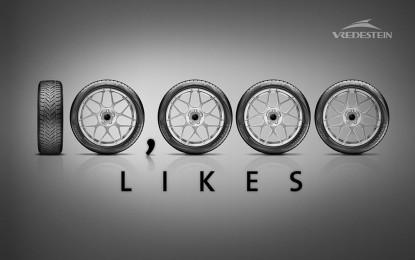 10mila fan su FB per Vredestein