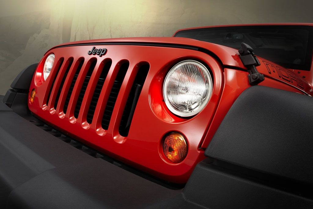 Jeep alla conquista del Marocco