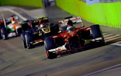 Singapore: le pagelle di Minardi