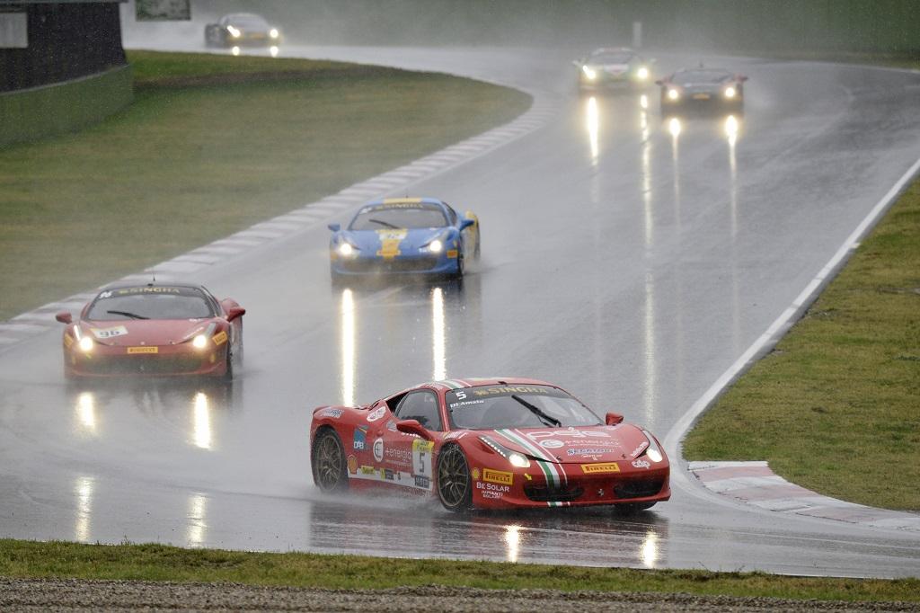 Il weekend del Ferrari Challenge
