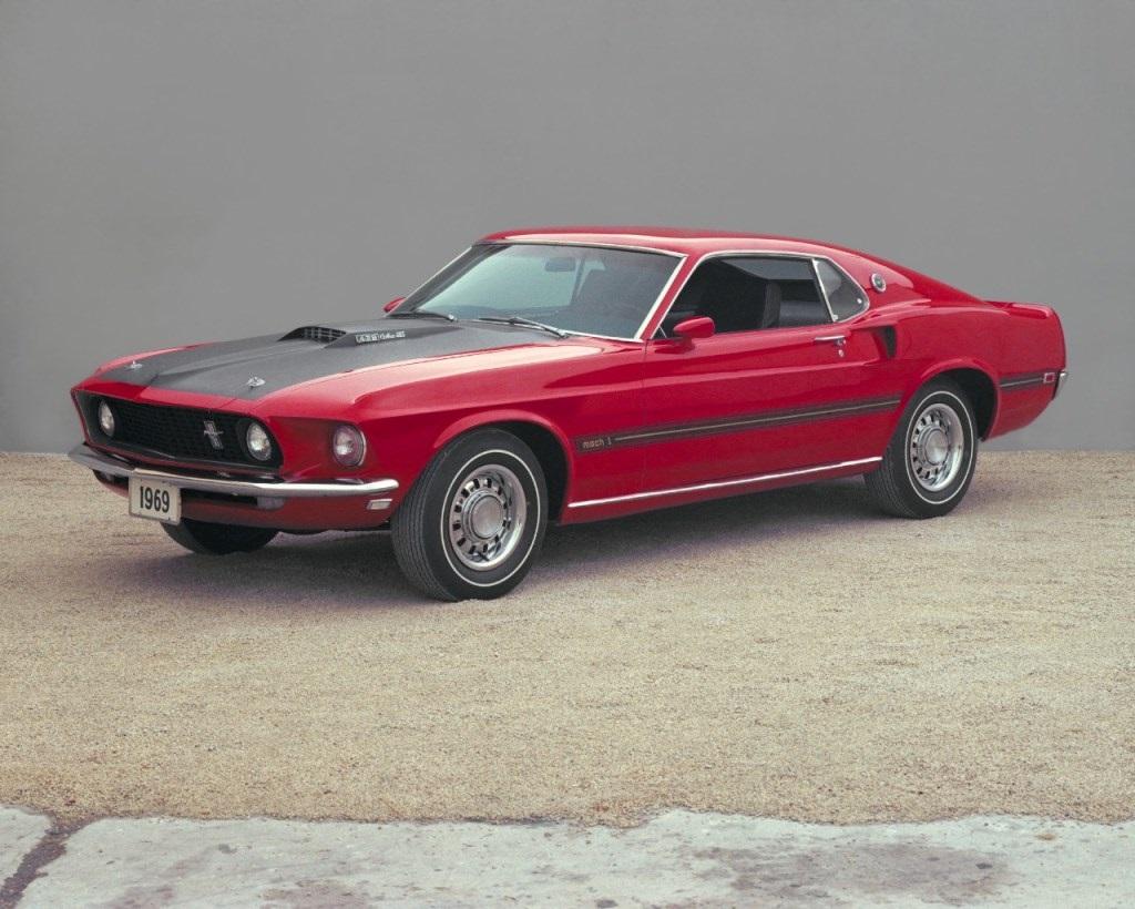 Mustang la 'classica' più amata d'Europa