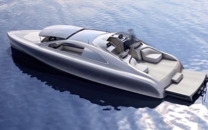 Il design definitivo dello yacht della Stella