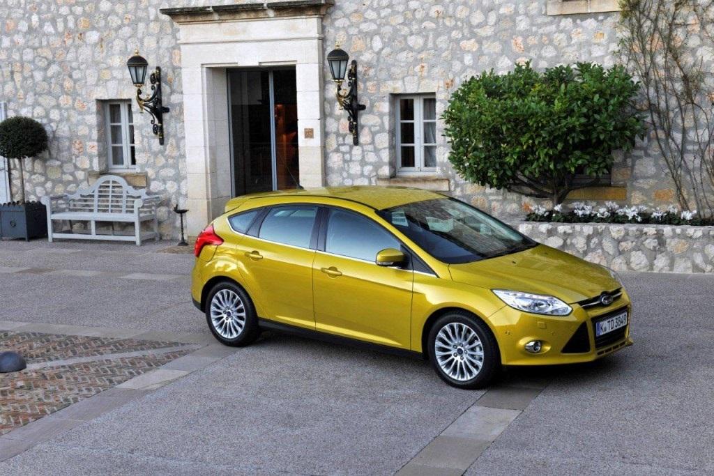 Ford Focus: oltre 1.600 km con un pieno