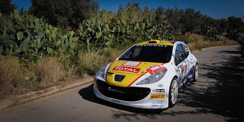 Peugeot-Andreucci conquistano la sicilia