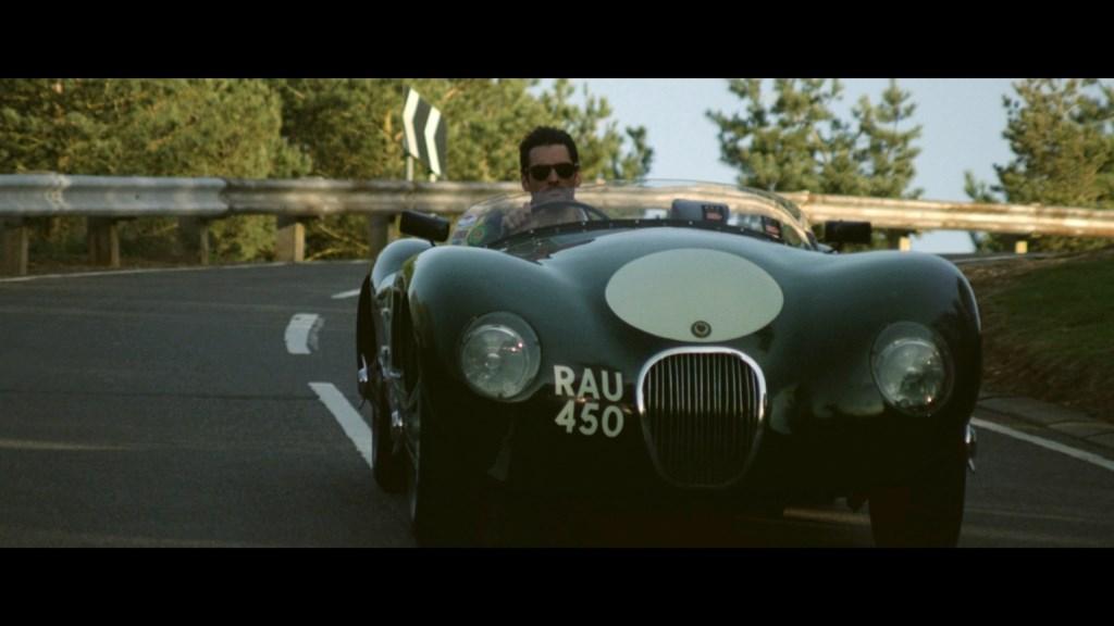 """""""Escapism"""", l'amore di David Gandy per Jaguar"""