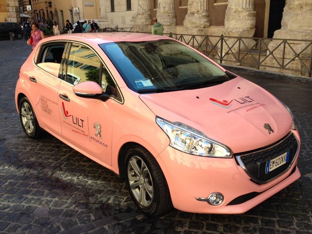 Peugeot e LILT per la prevenzione