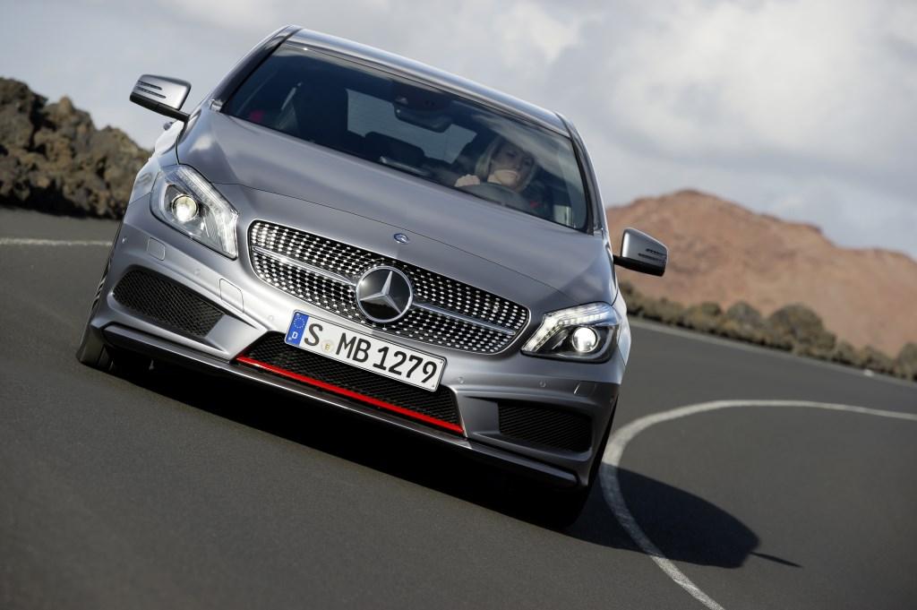 Mercedes brand automobilistico premium più prestigioso al mondo