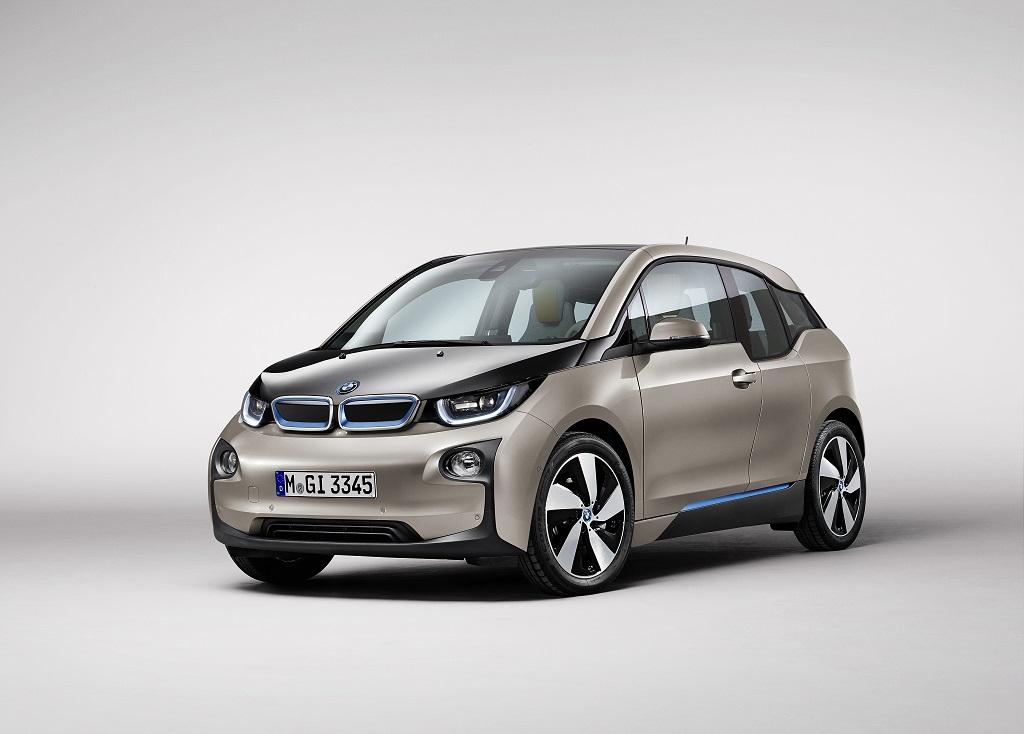 BMW i3 a SmartMobilityWorld
