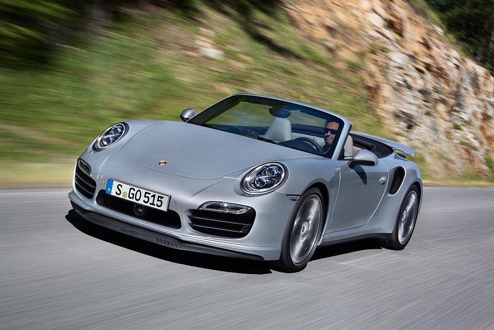 Porsche 911 Turbo Cabriolet e S Cabriolet