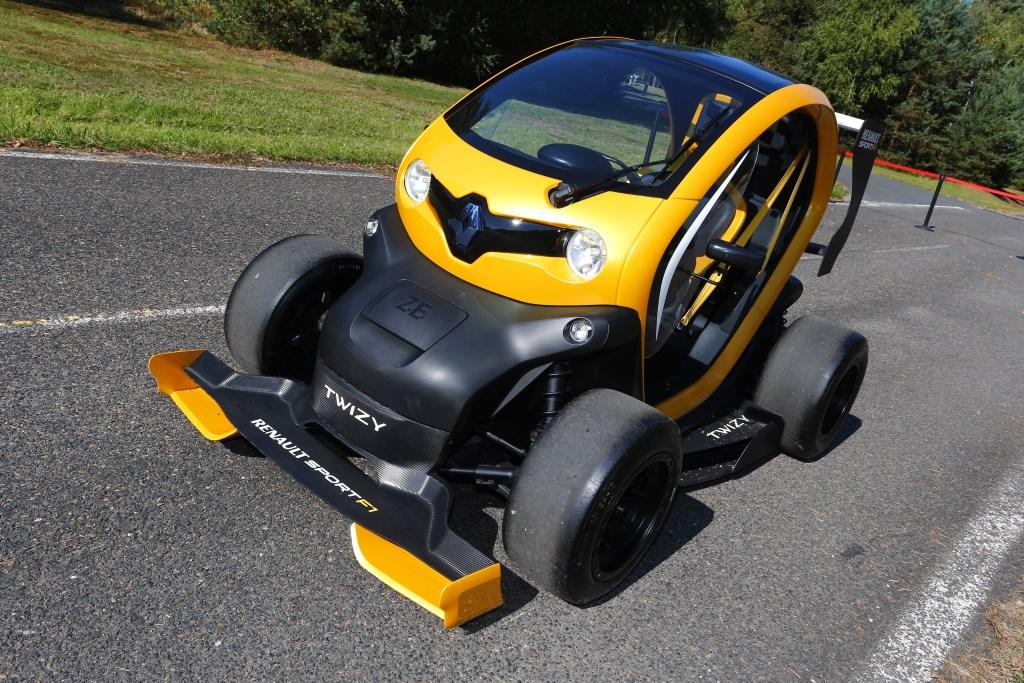 Concept-Car Twizy Renault Sport F1