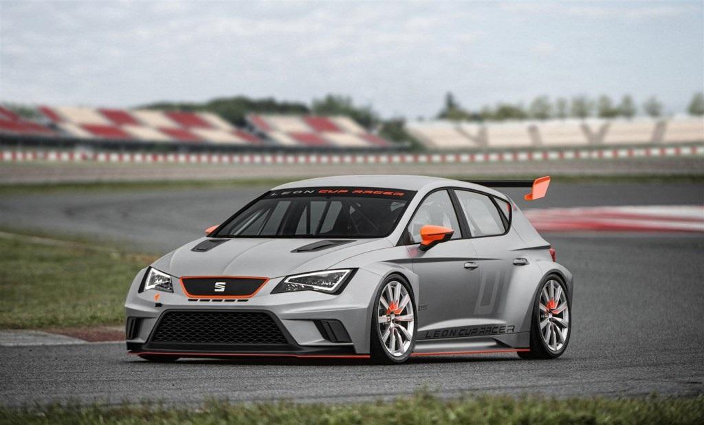 Debutto a Monza per la Leon Cup Racer