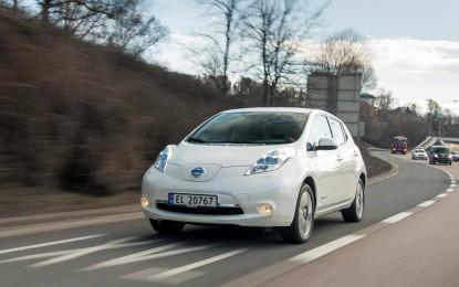 """Nissan partner di """"No Smog Mobility"""""""