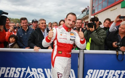 Gara 1 a Liuzzi, Biagi out
