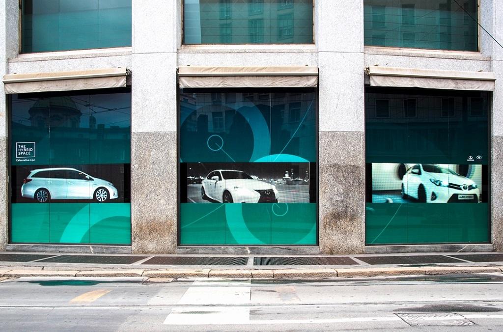 Con Toyota l'ibrido è in vetrina