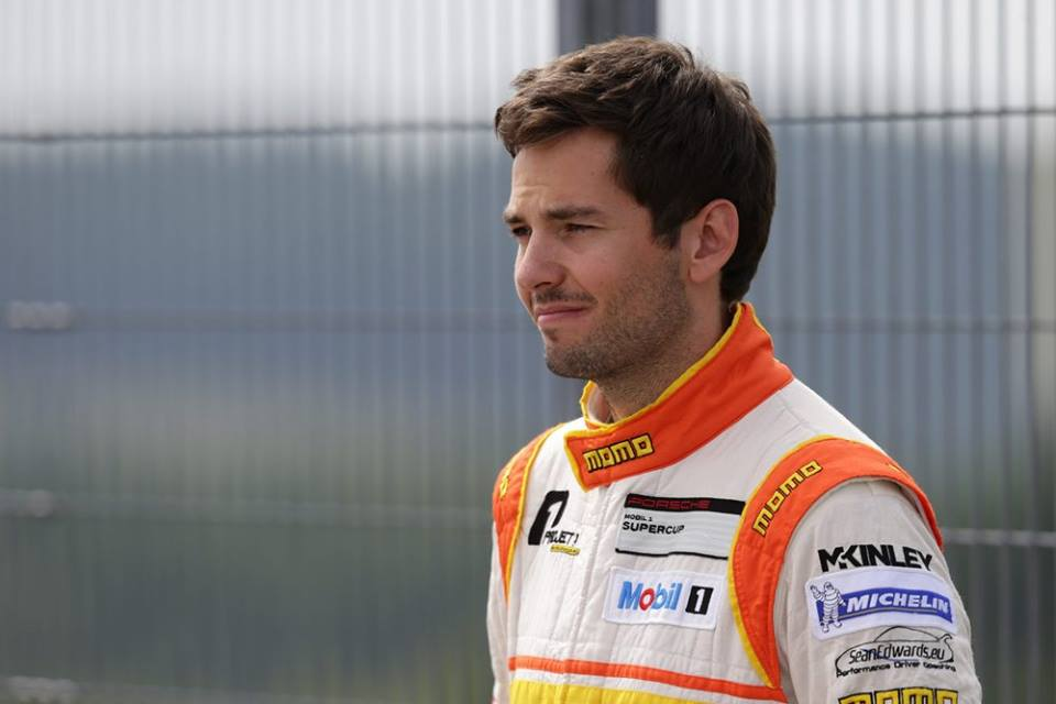 Sean Edwards perde la vita in un test