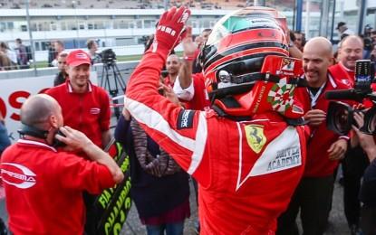 Marciello campione europeo di F3