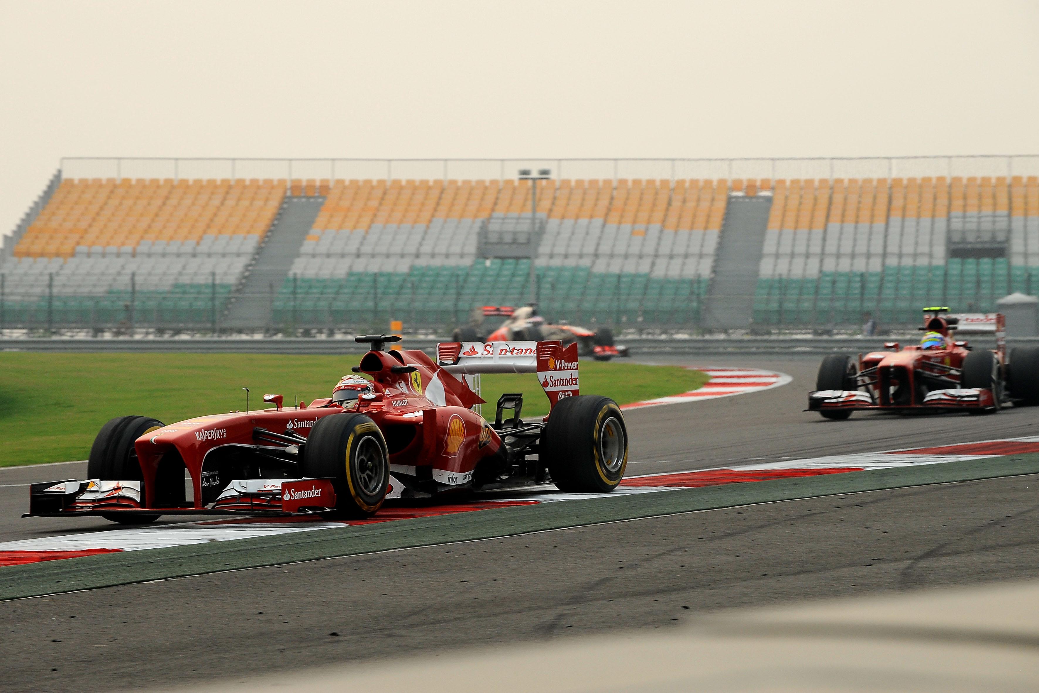 La Ferrari punta sulle qualifiche