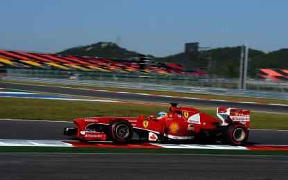 Alonso e Massa nella top 10 coreana