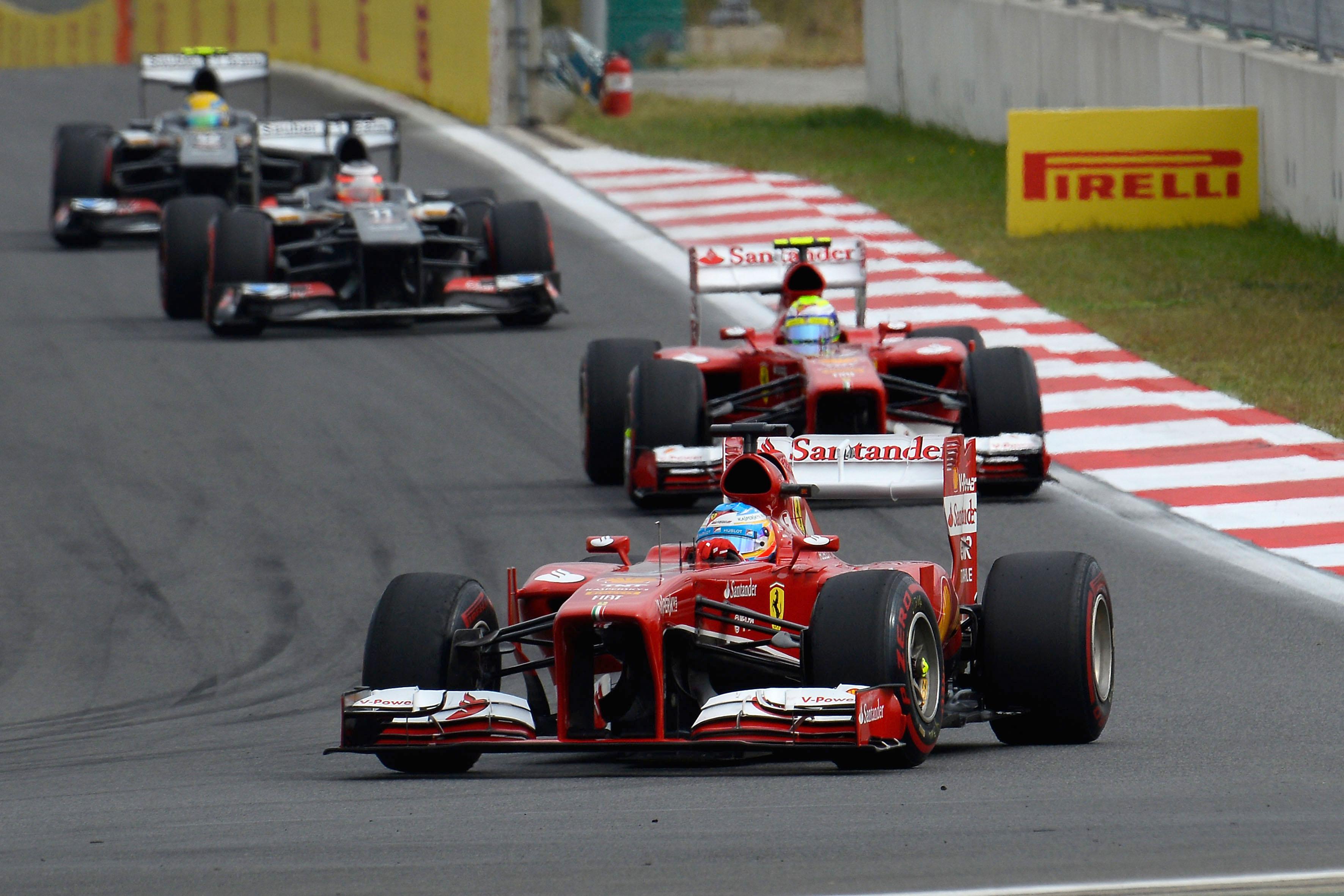 Ferrari: i commenti dopo-GP di Corea
