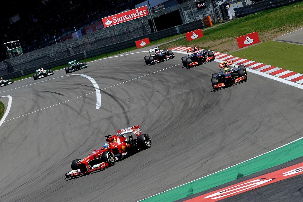 Ferrari: la Corea e il 2014