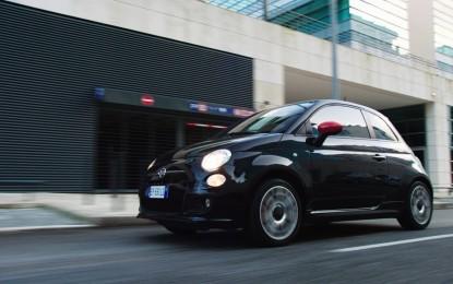 Fiat 500S: sexy, styilish, seductive