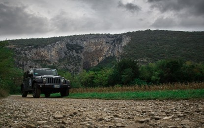 Jeep e The North Face per il Kalymnos Climbing Festival