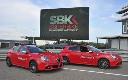 Alfa Romeo ancora protagonista del Mondiale Superbike