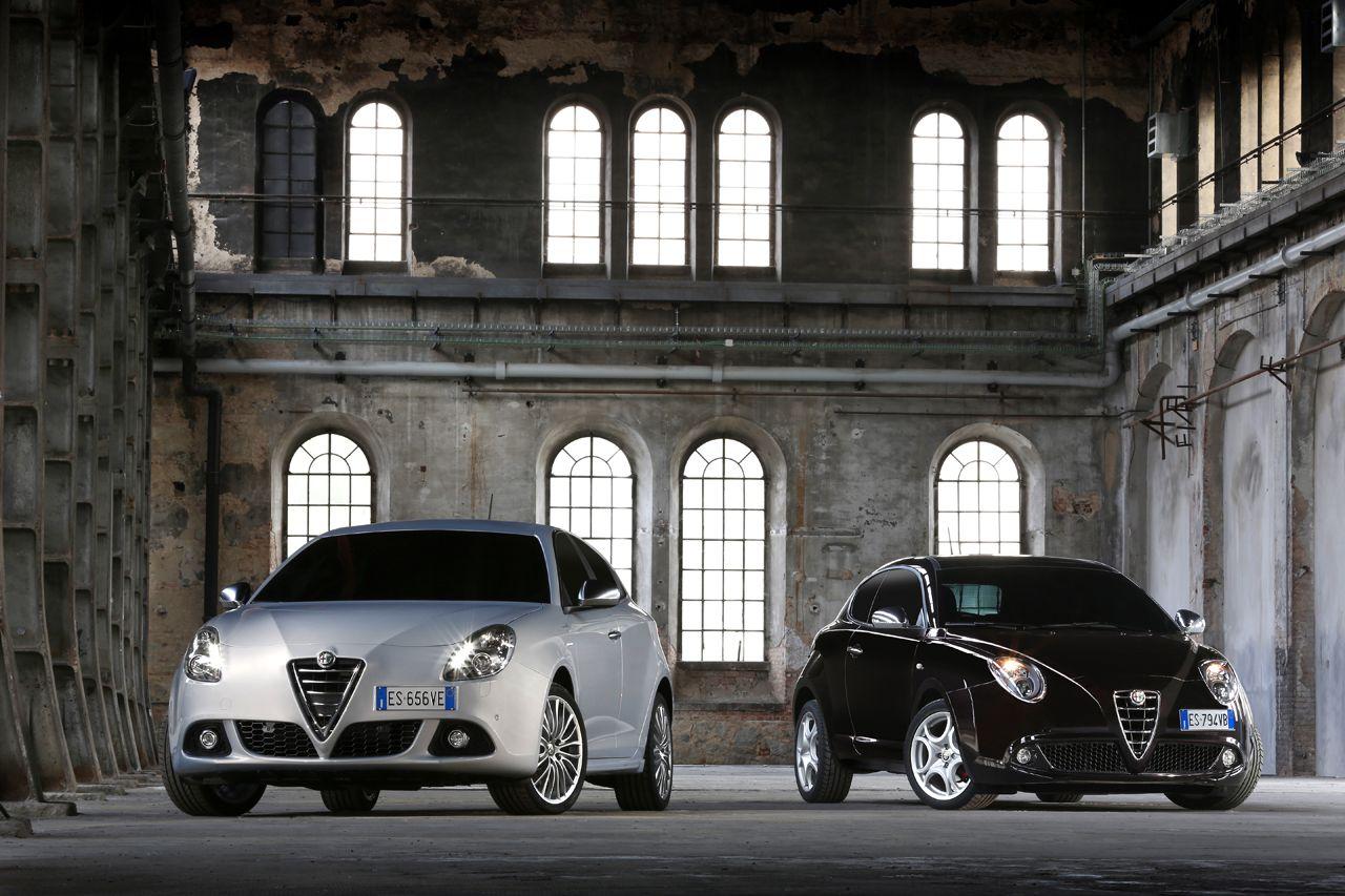 Alfa Romeo Giulietta e MiTo Model Year 2014