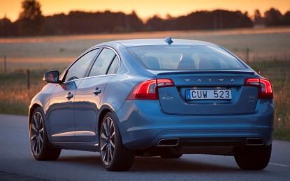 Nuova gamma di propulsori Volvo Drive-E