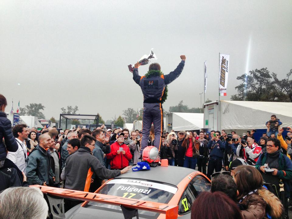 Carrera Cup Italia: Fulgenzi è il Campione 2013